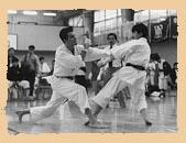 Победа на региональном турнире в кумитэ (1990 год)