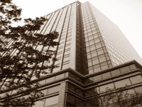 Токийский небоскреб