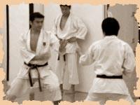 Дзию иппон кумитэ: Норио Кавасаки и Масааки Сайто