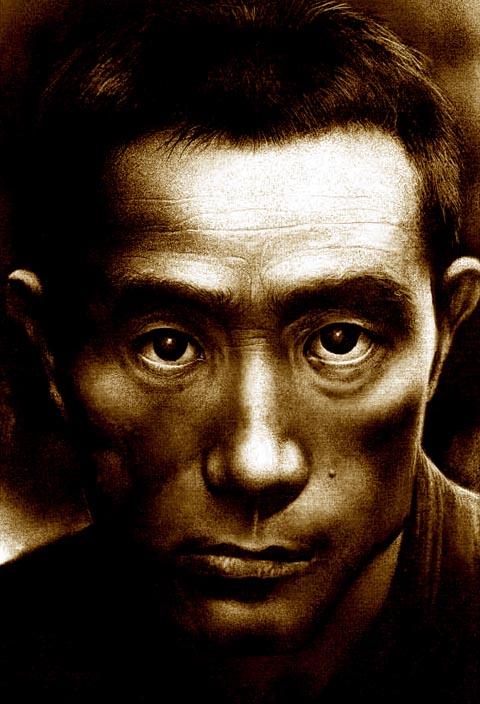 Юкио Мисима (ученик Микио Яхара)