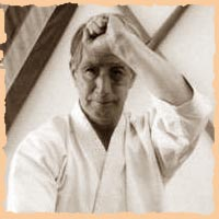 Hidetaka Nishiyama: chairman of the International Traditional Karatedo Federation (ITKF)