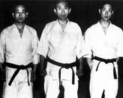 Накаяма, Обата, Нишияма