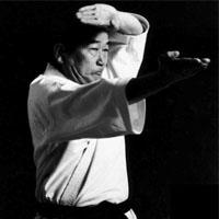 Главный инструктор JKA Масатоши Накаяма