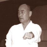 Sensei Keigo Abe (JSKA Chief Instructor, 8 Dan)