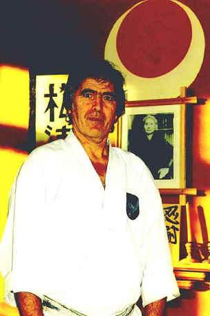 Илья Йорга, основатель стиля фудокан (8 дан)
