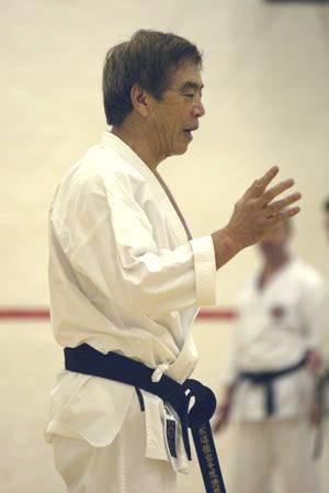 Хироказу Каназава: председатель SKIF