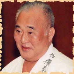 Тайдзи Кадзэ (Основатель Всемирной академии каратэ-до сётокан)