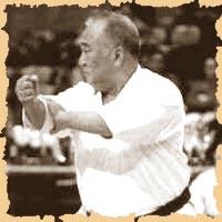 Shihan Taiji Kase Founder of the World Karate-Do Shotokan Academy