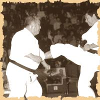 Shihan Taiji Kase Founder of the Shotokan Ryu Kase Ha