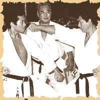 Тэйджи Казэ (Основатель Всемирной Академии Каратэ-до Шотокан)