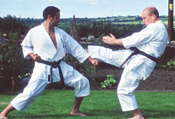 Sensei Scott Langley, 4th Dan JKS