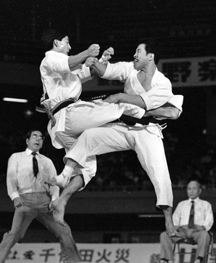 Takeshi Oishi (shushin), Naka Tatsuya vs Ogura Yasunori