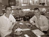 В токийском суши-баре