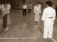 Ясухиро Ходзуми раскрывает специфику правил каратэномичи