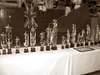 Призы победителям и призерам
