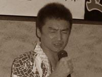 Норио Кавасаки исполняет традиционную японскую песню