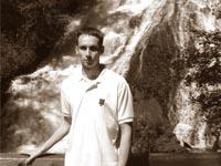 Александр Чичварин: водопад Джакко