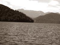 Горное озеро в Никко