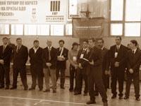 Оргкомитет, почетные гости и судьи турнира