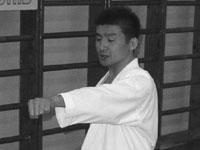 Норио Кавасаки: гьяку цуки