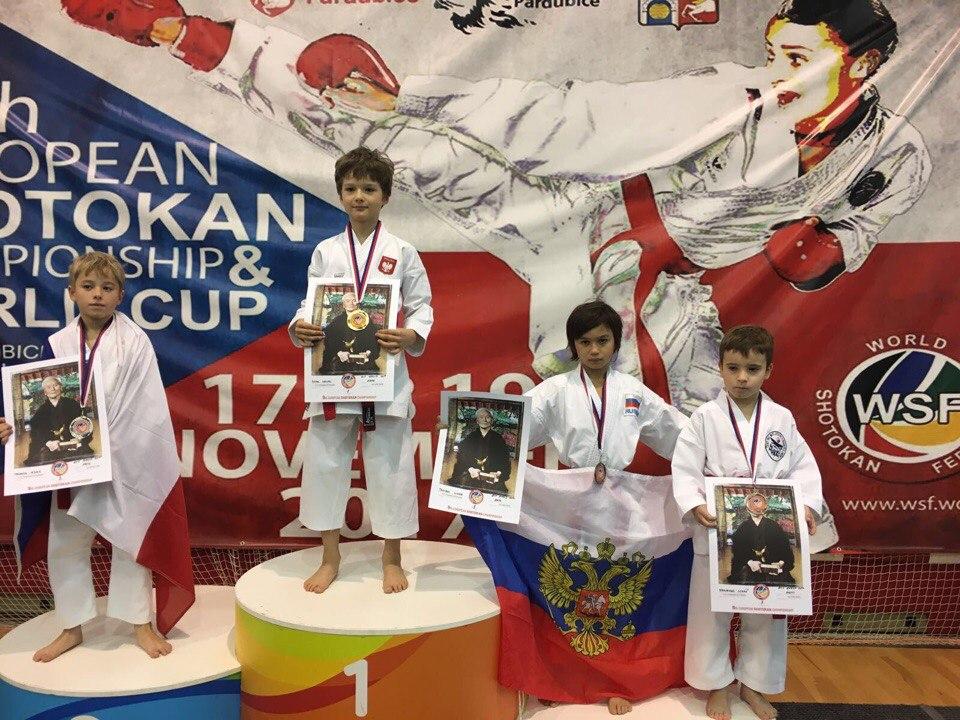 3 медали Кубка мира в Чехии завоевал Линар Тагиров