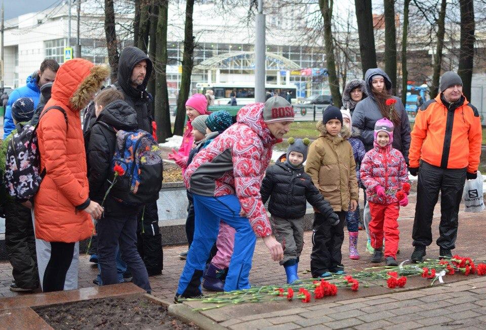 Завершился спортивно-патриотический фестиваль «Защитники Москвы»
