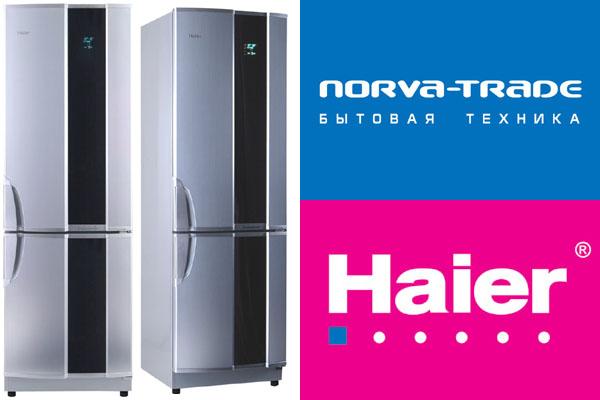 Главный приз турнира — холодильник фирмы Haier