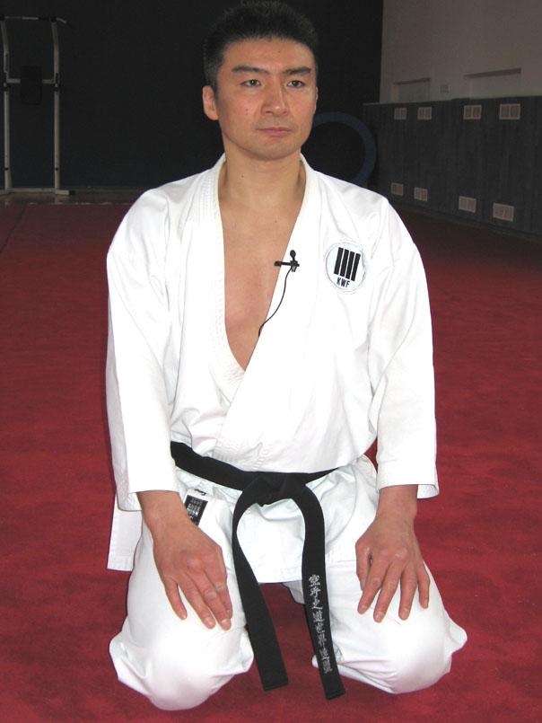 Kawasaki Norio Sensei