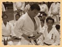 Shuseki Shihan Mikio Yahara