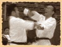 Коки Ходзуми сдает экзамен на 4-й дан
