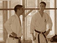 Норио Кавасаки и Александр Чичварин
