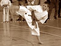 Соревнования по ката: хэйан нидан