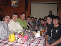 Вечеринка, посвященная 3-летию Клуба каратэ МИЭТ