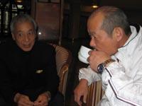 Встреча с Накахаси-сэнсэем