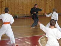 Тренировка в Олимпе
