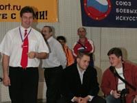 Кобзев Дмитрий, Сизоненко Вадим