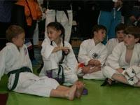 Молодые спортсмены
