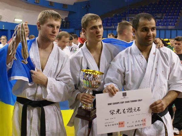 Россия-Украина - команда-чемпион
